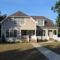 Littleton NC Waterfront Home For Sale